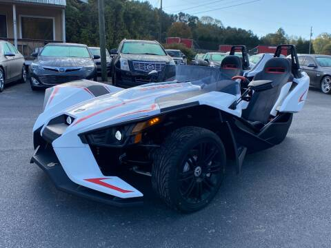 2019 E-Z-GO SLINGSHOT for sale at Luxury Auto Innovations in Flowery Branch GA