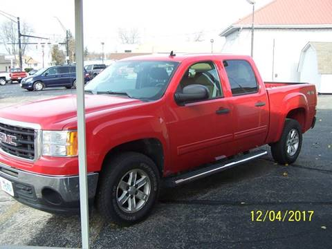 2010 GMC Sierra 1500 for sale at Jacobs Motors in Huntsville OH