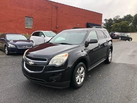 2010 Chevrolet Equinox for sale in Marietta, GA