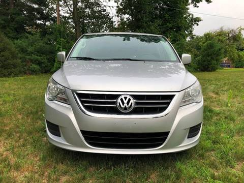 2009 Volkswagen Routan for sale at Broadway Motor Sales and Auto Brokers in North Chelmsford MA