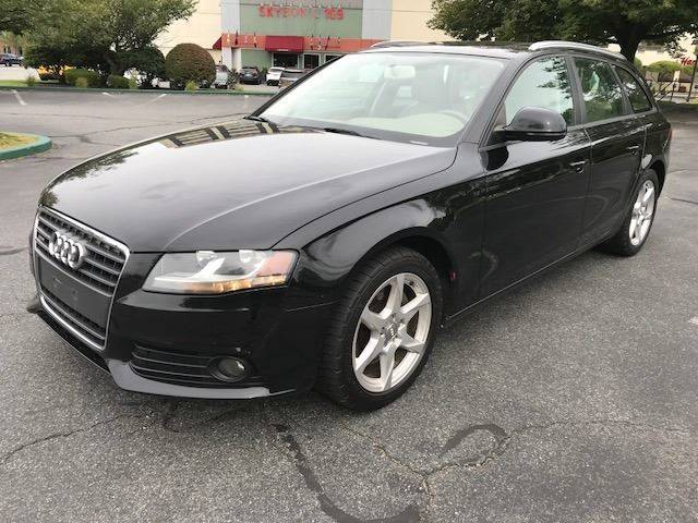 2009 Audi A4 20t Avant In North Chelmsford Ma Broadway Motor
