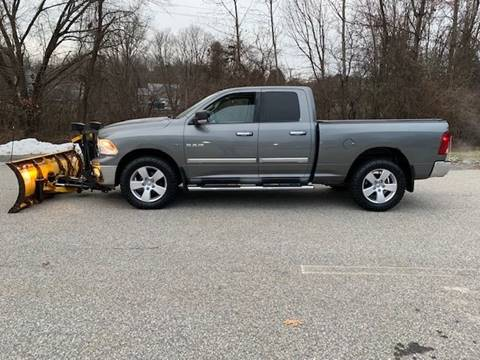 2010 Dodge Ram Pickup 1500 for sale at Broadway Motor Sales and Auto Brokers in North Chelmsford MA