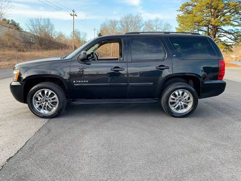2008 Chevrolet Tahoe for sale at Broadway Motor Sales and Auto Brokers in North Chelmsford MA