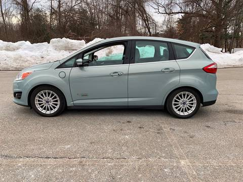 2013 Ford C-MAX Energi for sale at Broadway Motor Sales and Auto Brokers in North Chelmsford MA