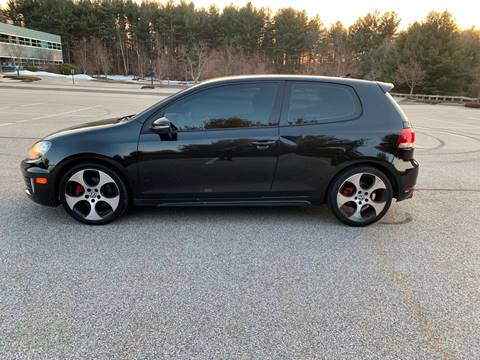2010 Volkswagen GTI for sale at Broadway Motor Sales and Auto Brokers in North Chelmsford MA