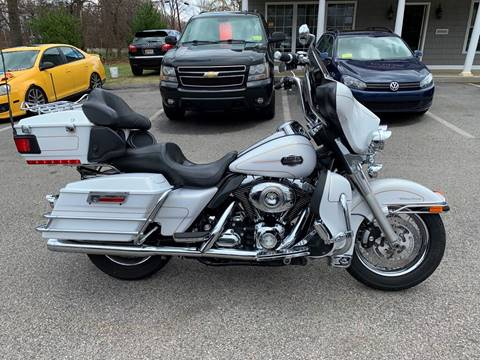 2008 Harley-Davidson FLHTCU Ultra Classic for sale at Broadway Motor Sales and Auto Brokers in North Chelmsford MA