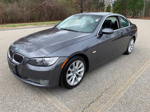 2008 BMW 3 Series for sale at Broadway Motor Sales and Auto Brokers in North Chelmsford MA