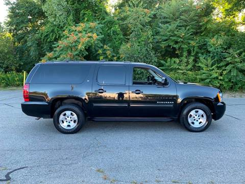 2013 Chevrolet Suburban for sale at Broadway Motor Sales and Auto Brokers in North Chelmsford MA