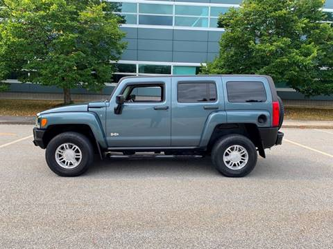 2007 HUMMER H3 for sale in North Chelmsford, MA