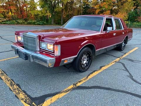 Lincoln Town Car 1981 1982 1983 1984 1985 1986 1987 1988 1989 CAR COVER
