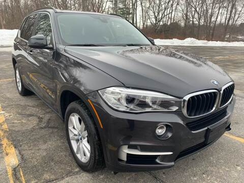 2015 BMW X5 for sale at Broadway Motor Sales and Auto Brokers in North Chelmsford MA