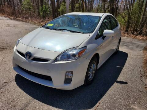 2011 Toyota Prius for sale at Broadway Motor Sales and Auto Brokers in North Chelmsford MA