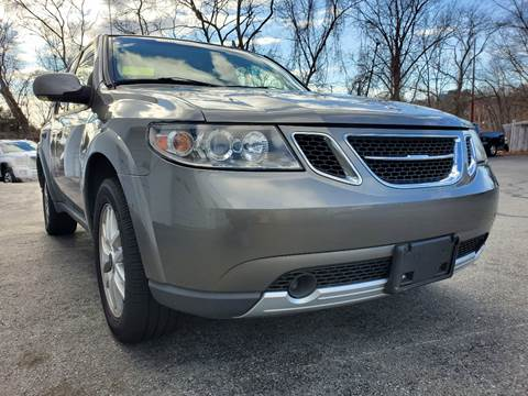 2006 Saab 9-7X for sale at Broadway Motor Sales and Auto Brokers in North Chelmsford MA