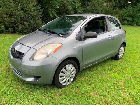 2008 Toyota Yaris for sale at Broadway Motor Sales and Auto Brokers in North Chelmsford MA