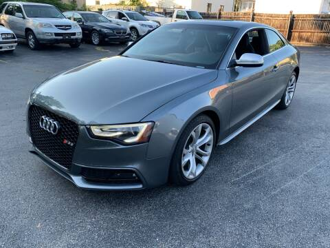 2013 Audi S5 for sale at Broadway Motor Sales and Auto Brokers in North Chelmsford MA