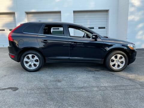 2013 Volvo XC60 for sale at Broadway Motor Sales and Auto Brokers in North Chelmsford MA
