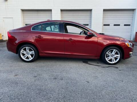 2015 Volvo S60 for sale at Broadway Motor Sales and Auto Brokers in North Chelmsford MA