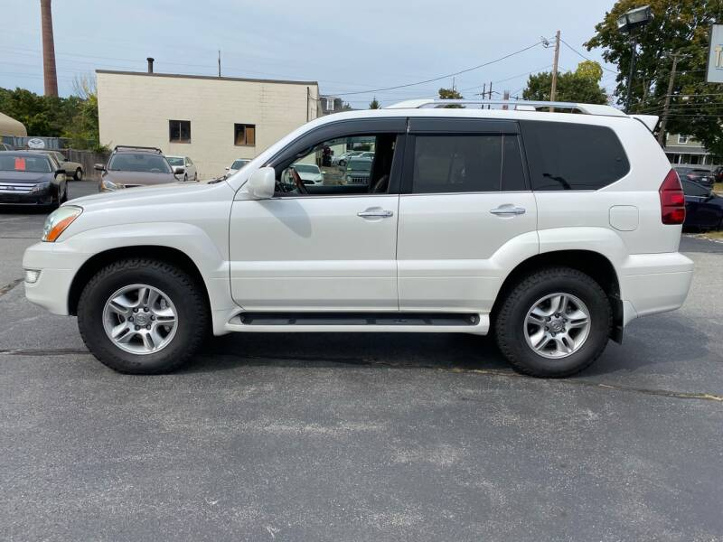 2008 Lexus GX 470 for sale at Broadway Motor Sales and Auto Brokers in North Chelmsford MA