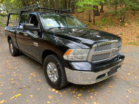 2013 RAM Ram Pickup 1500 for sale at Broadway Motor Sales and Auto Brokers in North Chelmsford MA