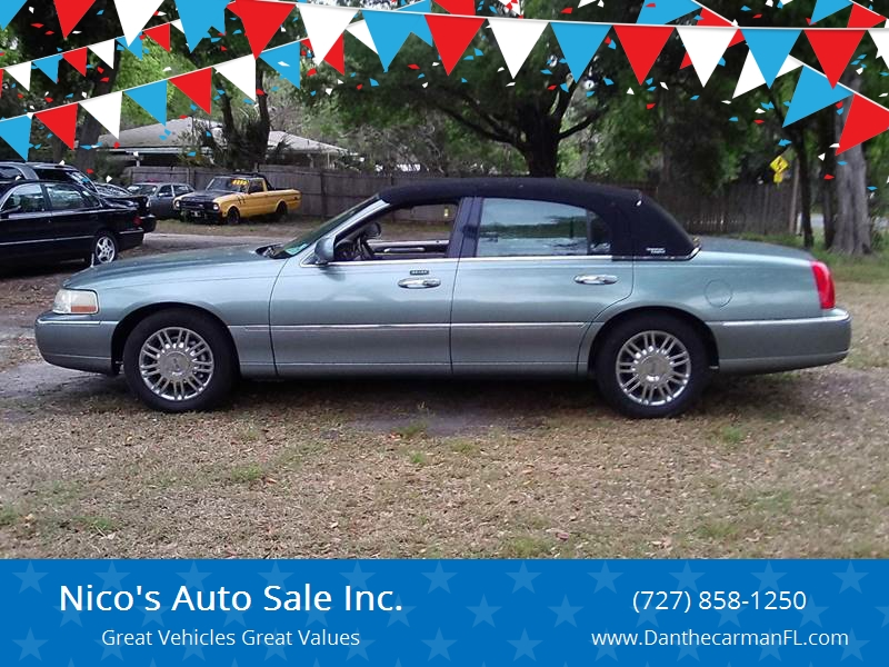 2006 Lincoln Town Car Signature Limited In New Port Richey Fl