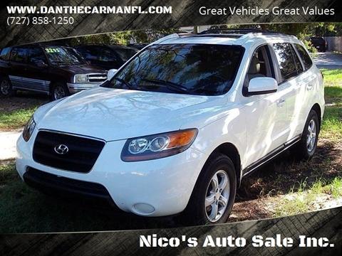 2007 Hyundai Santa Fe For Sale In New Port Richey, FL