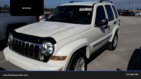 2005 Jeep Liberty for sale in New Port Richey, FL