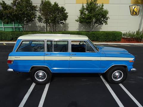 1977 Jeep Wagoneer for sale in New Port Richey, FL