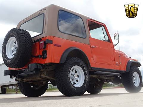 1979 Jeep Wrangler Sport for sale in New Port Richey, FL
