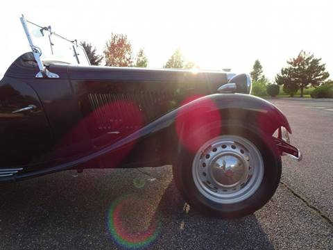1952 MG TD for sale in New Port Richey, FL