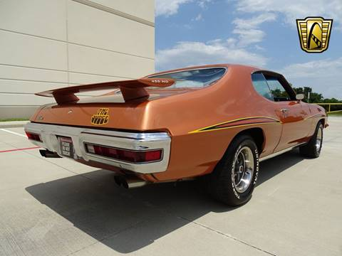 1971 Pontiac GTO for sale in New Port Richey, FL