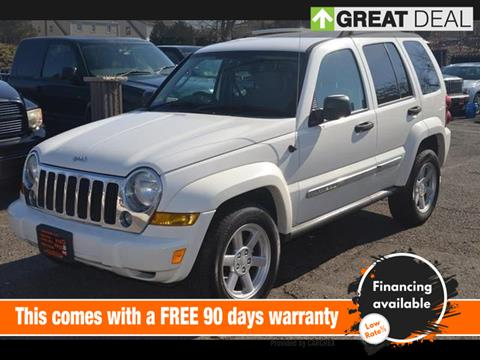 2007 Jeep Liberty for sale in Lodi, NJ