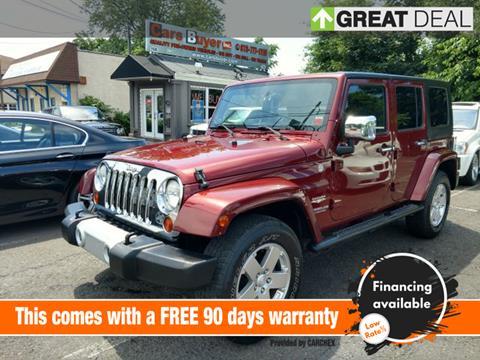 2010 Jeep Wrangler Unlimited for sale in Lodi, NJ