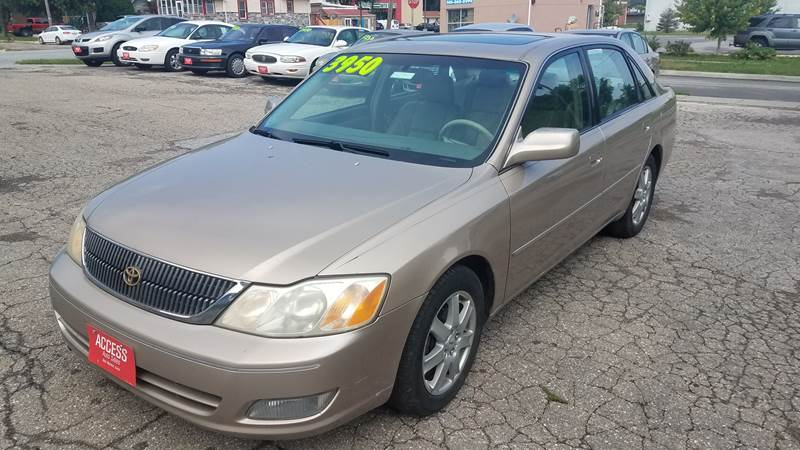 2001 Toyota Avalon For Sale At Access Auto In Des Moines IA