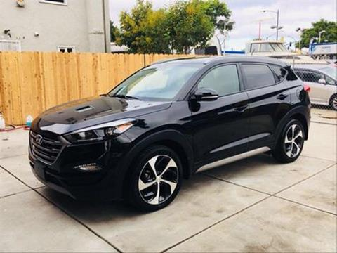 2017 Hyundai Tucson for sale in Campbell, CA