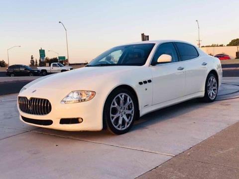2009 Maserati Quattroporte for sale in Campbell, CA