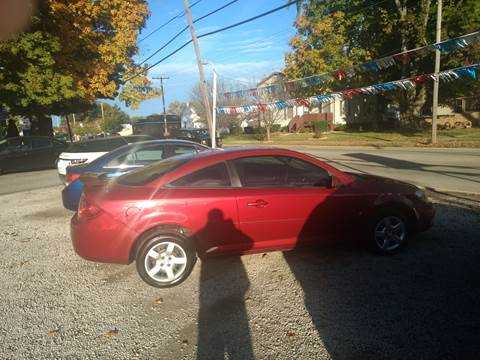 2009 Pontiac G5 for sale in Plymouth, IN