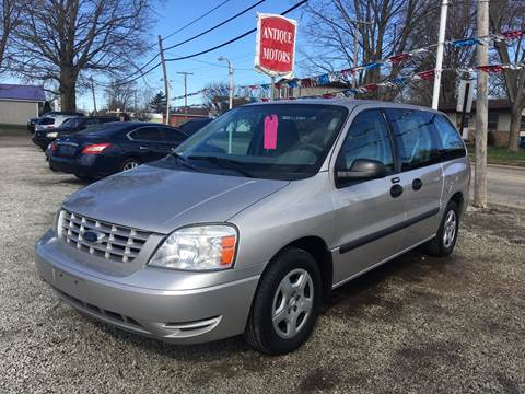 2005 Ford Freestar for sale in Plymouth, IN