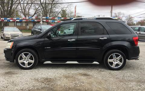 2008 Pontiac Torrent for sale in Plymouth, IN