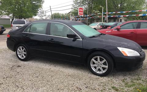 2003 Honda Accord for sale in Plymouth, IN