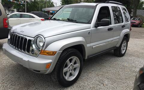 2005 Jeep Liberty for sale in Plymouth, IN
