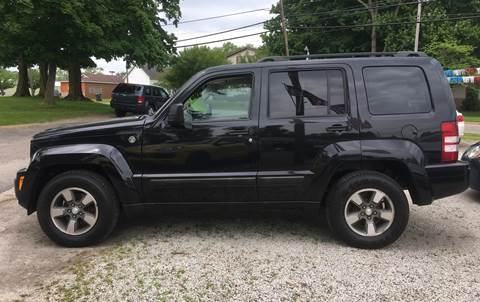 Used Jeep Liberty For Sale >> Used Jeep Liberty For Sale Carsforsale Com