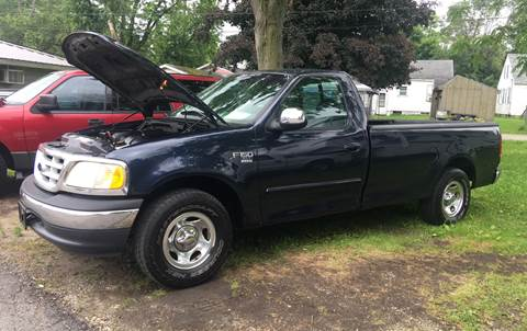 1999 Ford F-150 for sale in Plymouth, IN