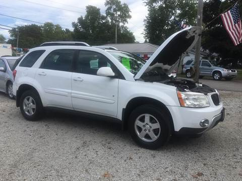 2007 Pontiac Torrent for sale in Plymouth, IN