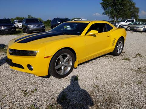 2010 Chevrolet Camaro for sale in Elsberry, MO