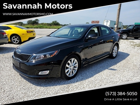 2015 Kia Optima for sale in Elsberry, MO