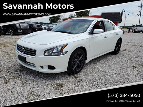 2014 Nissan Maxima for sale in Elsberry, MO