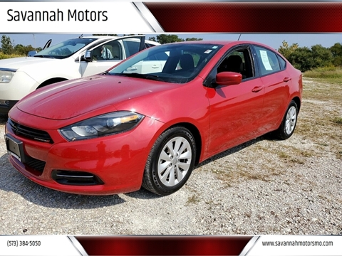 2014 Dodge Dart for sale in Elsberry, MO
