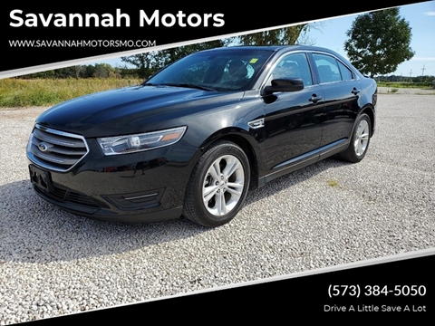 2015 Ford Taurus for sale in Elsberry, MO
