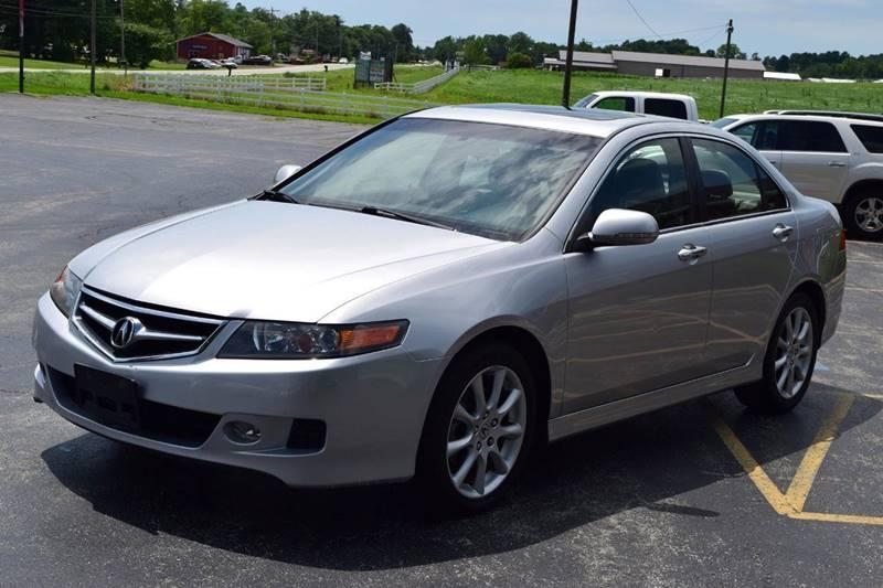 2006 Acura TSX for sale at Biron Auto Sales LLC in Hillsboro OH