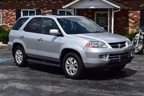 2003 Acura MDX for sale at Biron Auto Sales LLC in Hillsboro OH